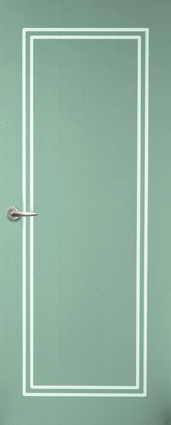 Internal doors Corinthian